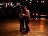 Dan & Tiff - Intermediate Lindy - 2008-01-02