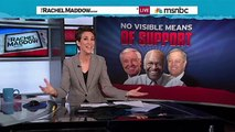 Maddow: Herman Cain: Numerologist + Know-Nothing Goof + Koch Brothers' Tool = Republican Candidate