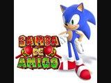 Sonic - Samba de Amigo // Samba de janeiro.