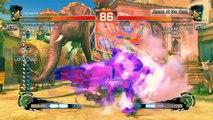 Ultra Street Fighter IV battle: M. Bison vs M. Bison
