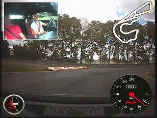 Votre video de stage de pilotage  B025020915AL0002