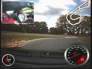 Votre video de stage de pilotage  B025020915AL0005