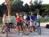 Bike tour Santiago Chile, City tour Santiago Chile (Spanish)