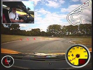 Votre video de stage de pilotage  B025020915AL0009