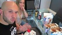 NASTY ICE CREAM SANDWICH PRANK!!   HOW TO PRANK with BFvsGF