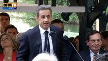 """Un statut de réfugié de guerre: Emmanuelle Cosse répond à Nicolas Sarkozy c'est """"scandaleux"""""""