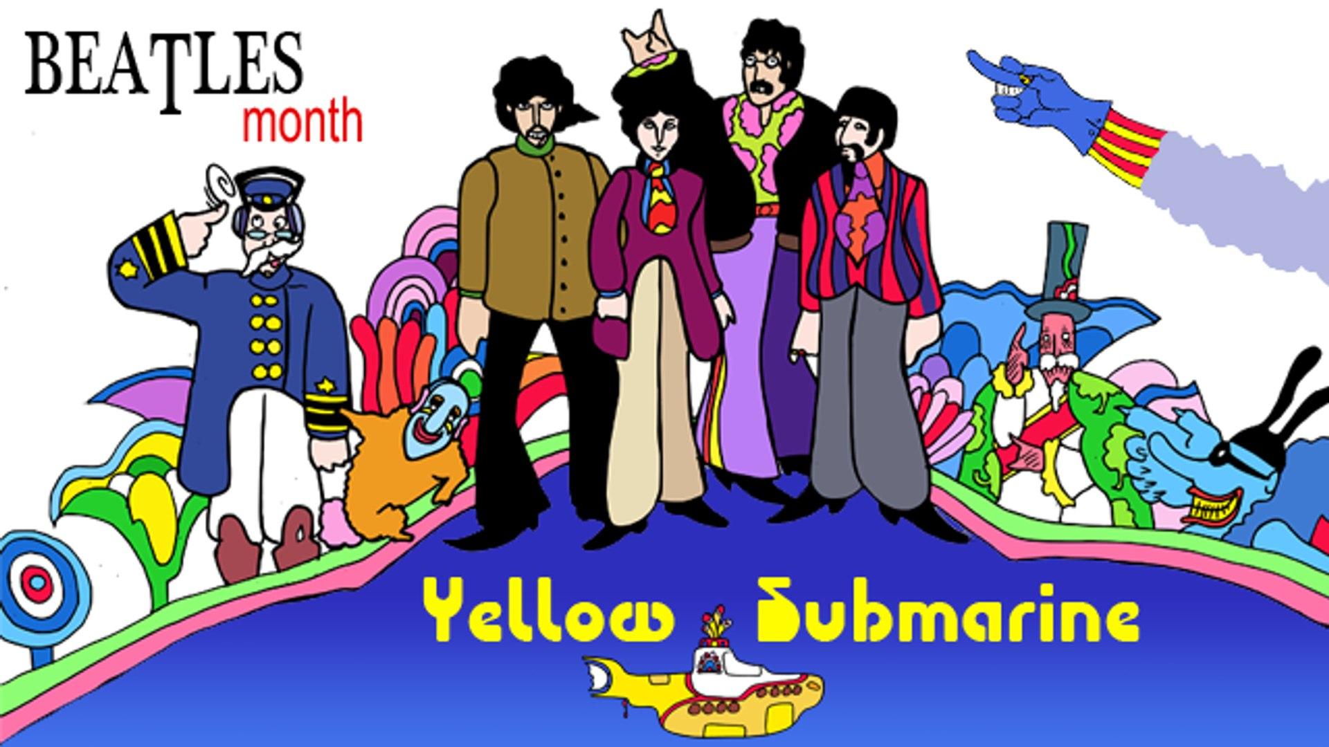 Music Movies Yellow Submarine Video Dailymotion