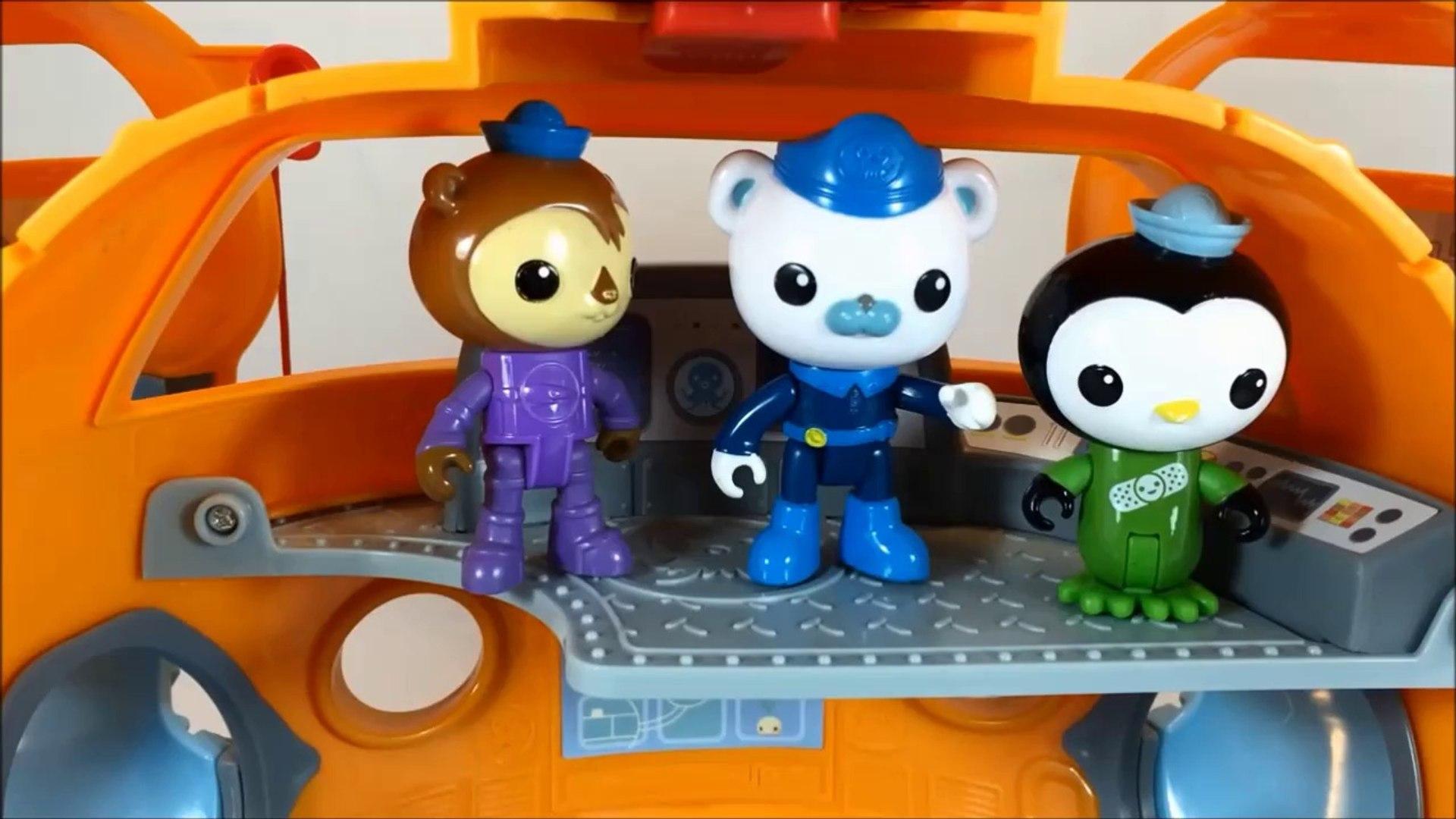 octopod octonauts octonautas toys jouets enfants kids baby entertainment