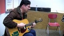 "Damien Jurado-""Rachel & Cali"" (Lawrence High School Classroom Sessions Pt.4)"