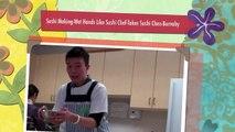 Sushi Making-Wet Hands Like Sushi Chef-Taka's Sushi Class-Burnaby