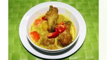 How to Cook Filipino Style Chicken Curry Recipe - English