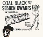 Coal Black and the Sebben Dwarfs (curta)   Filmes a Fundo #3