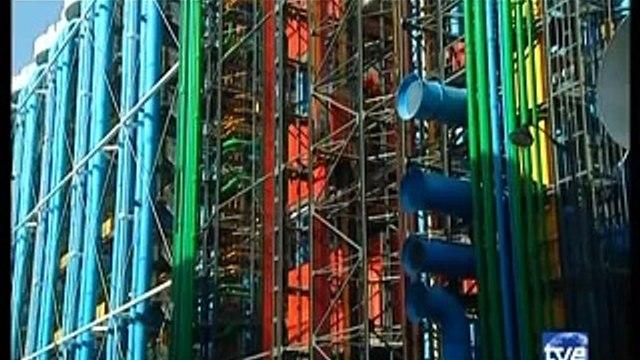 Arquitecturas: Centro Georges-Pompidou II