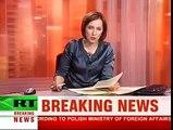 At least 132 killed in plane crash including Polish president Lech Kaczynski