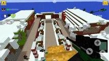 [Cops N Robbers (FPS)] Minecraft cops n robbers mine mini dang it