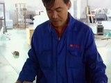 positive-negative pressure vacuum press membrane machine