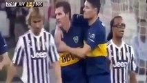 Juventus Legends vs Boca Juniors Legends 1-1 All Goals & Highlights  UNESCO CUP 08.09.2015