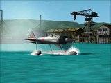 Combat Flight Simulator 2 - A6M2-N 二式水上戦闘機