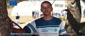 Si j'étais président... Micros-trottoirs à l' Université d' Antananarivo