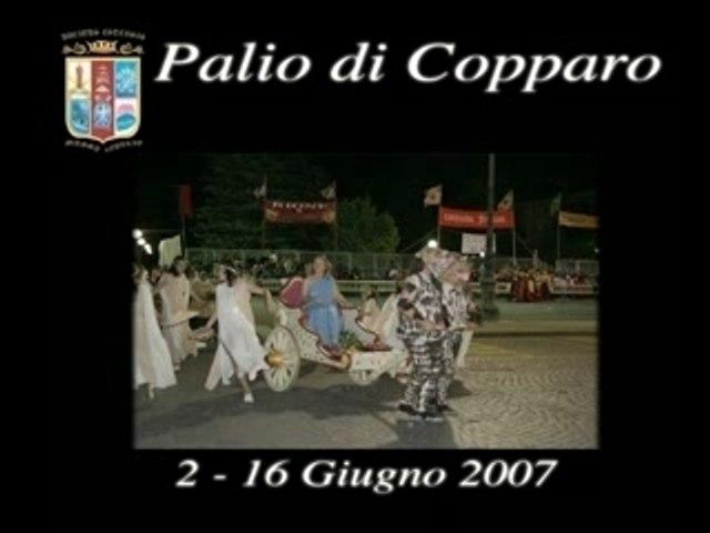 Video Promo Palio di Copparo 2007