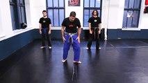 Krav Maga Training|How to Defend Yourself against Headlocks|Self Defense Fighting Techniques
