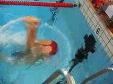 Rasmus svømmer