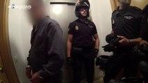 Los 'Policías en acción' acuden a un intento de suicidio - Policías en Acción