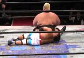 Yuji Okabayashi & Toshiyuki Sakuda vs. Ryota Hama & Hideyoshi Kamitani (BJW)