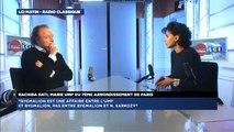 Rachida Dati, invitée de Guillaume Durand avec LCI