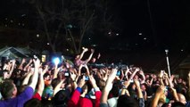 Crowd surfing / Diggnation at SXSW 2011
