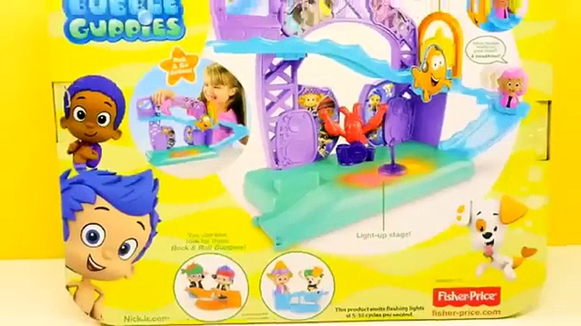 Fisher Price bobblin/' /' Buggy Nickelodeon Backyardigans Música Pop Novo Na Caixa