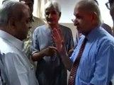 Gandhinagar Civil Hospital Dialysis Center opening by Nitin Patel