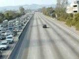 Atterisage sur autoroute