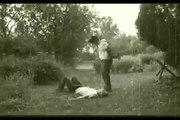 Verry funny silent cinema beating grandpa Udzi - In 1908  Latvia