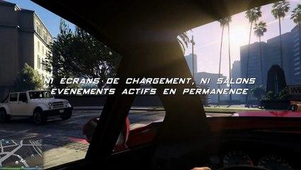 GTA Online - Les événements en mode libre de Grand Theft Auto V