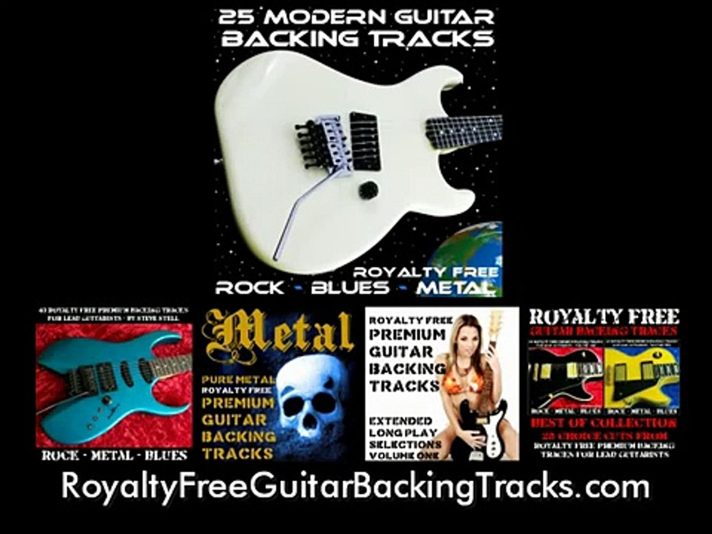 Key Of E Flat Minor Classic Rock Guitar Backing Track Jam