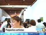 Crónicas de Joel Sampayo Climaco, Reportero del Aire/ UNA ARTISTA CON PARALISIS CEREBRAL