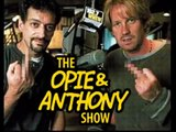 """The Opie & Anthony Show - Michael Jackson """"Pedophile in the Mirror"""" (WNEW)"""