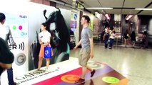 Discover the Secret of Chic Hairstyle with GATSBY's Interactive Game at MTR Causeway Bay Station