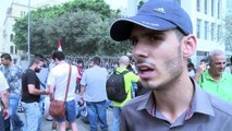 Fresh protests as Lebanon parties meet to end gridlock