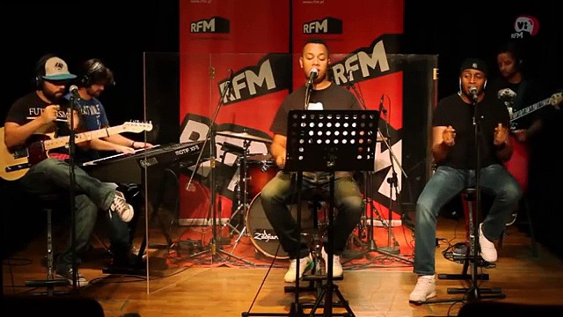 RFM Sem Palheta - Boss AC canta Michael Jackson