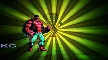 Finger Family Rhymes By Hulk Vs Red Hulk Cartoons | Epic Rap Battle Finger Family Nursery Rhymes