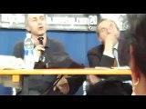 """Marco Travaglio: il CSM e """"IL FATTO"""" Genova 27/05/2009"""
