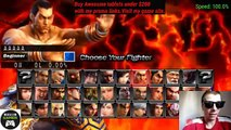 Meizu MX5 gaming (PPSSPP 1.0.1)Tekken games