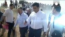Trotz Ausgangssperre: Nächtliche Schüsse in türkischer Stadt Cizre