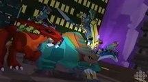 Dragon Booster Episode 36 | Full Cartoon - video dailymotion