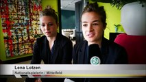Ankunft in Ottawa (FIFA Women's World Cup Canada 2015: Germany  arrive in Ottawa )