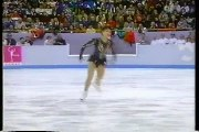 Chen Lu 陳露 (CHN) - 1994 Lillehammer, Figure Skating, Ladies' Free Skate