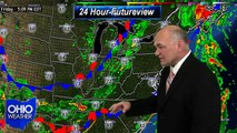 Sept. 11th / Weekend OHIO WEATHER REPORT / FORECAST (WEB)
