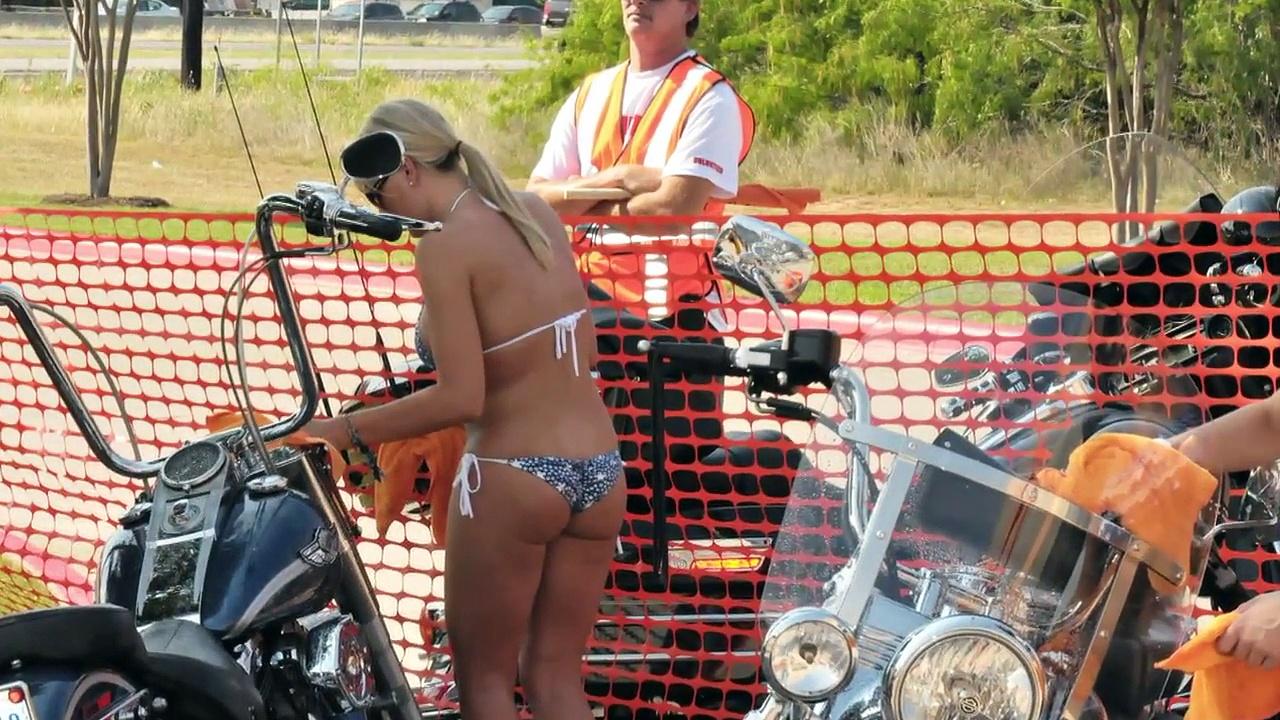 Cowboy Harley-Davidson